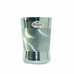 Popkorn Platinum SS Drinking Glass