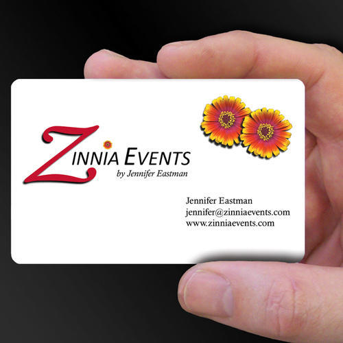 Custom Plastic Bussiness Card