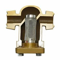 Strainer Valves - CISF/CISS (Cast Iron Strainer Flanged/Screwed Connection)