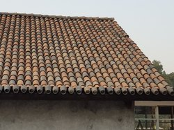 Handmade Clay Roof Tiles