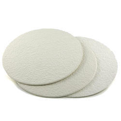 LOCAL POLYESTER and COTTON Filter Pads, Round