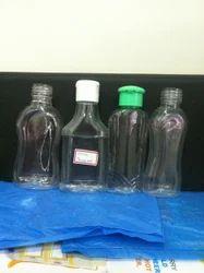 Plastic Cap Bottles