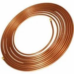 Copper Tubing Coils, Round