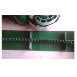 Ultrasonically Welded Cleated Belts