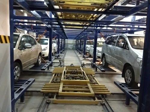 Maintenance For Car Parking