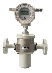 Digital Solvent Flow Meter