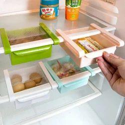 Multipurpose Fridge Storage Rack