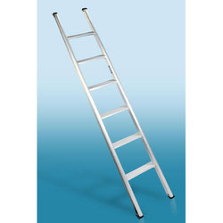 Wall Supporting Straight Ladder