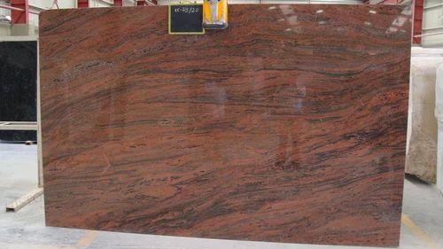 Granite Stone Multicolor Red Granite For Flooring 10 15 Mm Rs 160