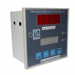 230 V Ac Process Indicator Controller, 5 Amp