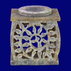 Soapstone Aroma Lamp And Diffuser