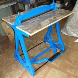 Wiro Binding Machine Foot Operated