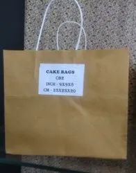Paper Bags For Cakes 9x9x8, Capacity: 1-2 Kg