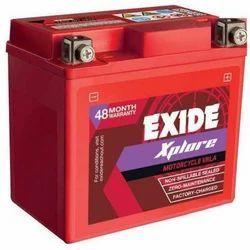 3 Ah XLTZ4 Exide Motorcycle Battery