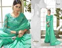 Ethnic Stylish Designer Plain Saree