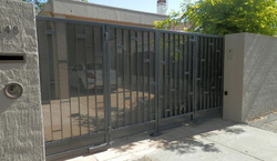 Automatic Steel Sliding Gates