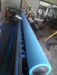 Fabric Batching Machine Roll