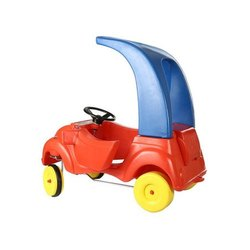 Busy Beetle Car Red Toys