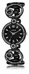Lorem Women Diamond Bracelet Watch, For Personal Use, Model Name/Number: LR263