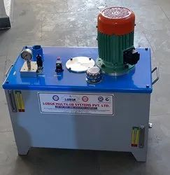 Motorised Lubrication Units