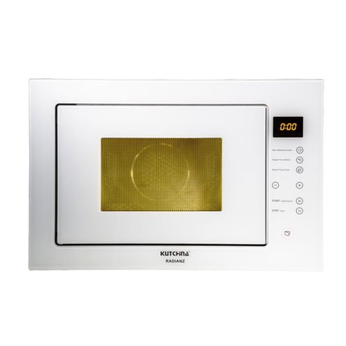 2250w Kutchina RADIANZ WHT 25L Microwave Oven, Size: Medium