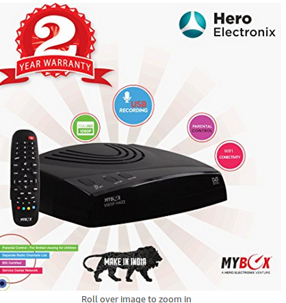 My Box Stb Free To Air Full Hd Set Top Box - Panchal