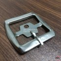 25mm Mild Steel Square Buckles Nickel