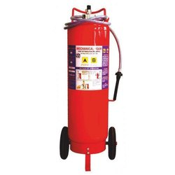 Mild Steel Mechanical Foam (Afff) Based Mechanical Foam Type Fire Extinguisher, Capacity: 9 ltrs
