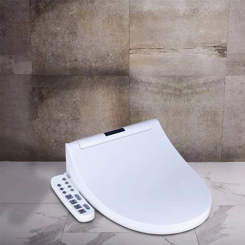 Tejjar White Heated Toilet Seat Rs 45000 Unit Loop