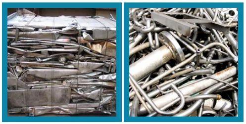 Stainless Steel Scrap, स्टेनलेस स्टील
