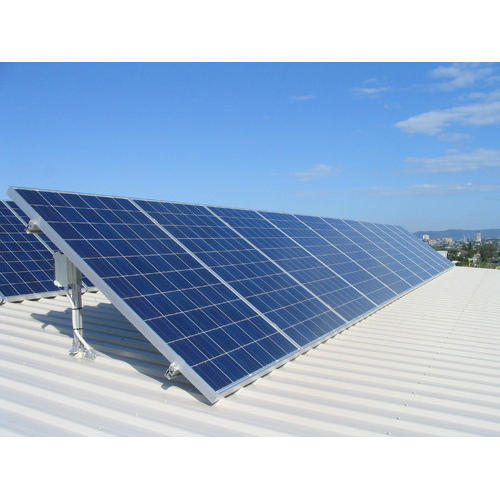 Polycrystalline Silicon 1kw Rooftop Solar Panel 12v Rs 90000 Unit Id 16277406162