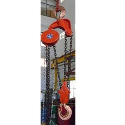 Ezylift Non Sparking Chain Pulley