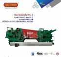 Extra Heavy Sugarcane Crusher King Size Double Mill With Planetary Gear Box