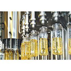 Vegetable Oil Packing Machines