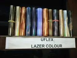 Lazer Colour Sequin Roll