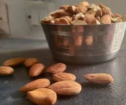 Loose Almonds (Badam) Cut Almond, Packaging Type: Pouch, Packaging Size: 5 Kg