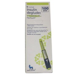 Insulin Degludec 100 U/ml