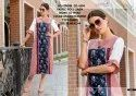 Rachna Poly Linen 3D Printed Work Zoom-3D Catalog Kurti For Women 4