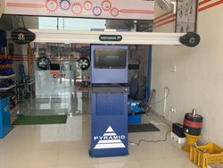 3d Wheel Alignment Machine BP