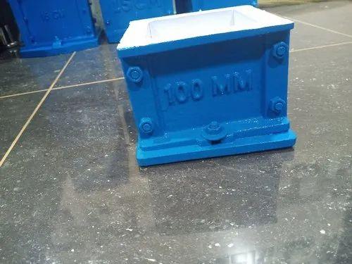 100 mm Cube Mould