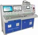 Electric Single Phase Asphalt Hot Mix Plant Control Panel