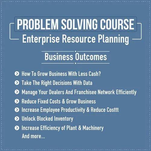 Business Management Courses Enterprise Resource Planning