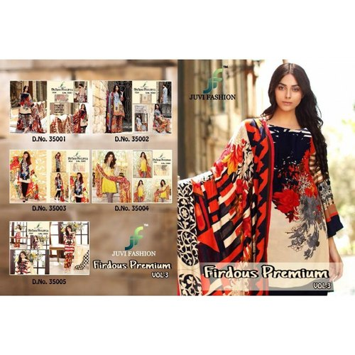 95fad1e42b Juvi Fashion Firdous Premium Vol 3 Wholesale Suits Catalog at Rs 699 ...