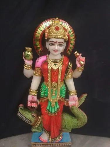 Ganga Mata Statue