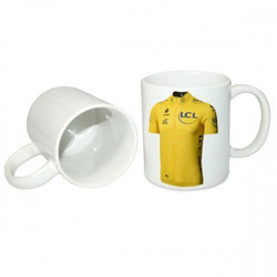 Ceramic Sublimation White Mug