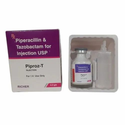 Richer Piperacillin & Tazobactam Piproz-T Injection