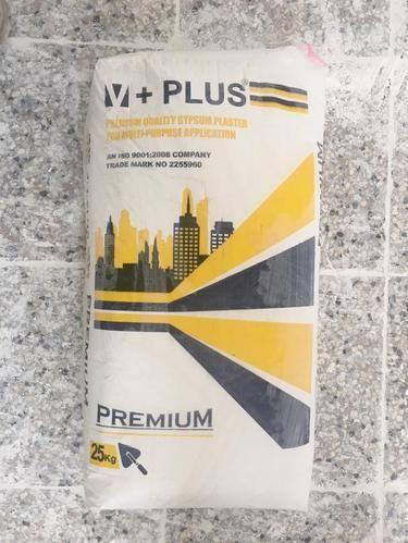 V Plus Gypsum Plaster