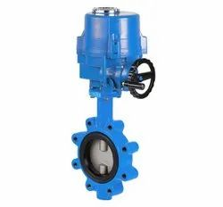 Electric Actuated Lug Butterfly Valve