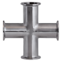 Stainless Steel Cross Fitting 304L