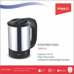 Electric Kettle (STEAMER 500C)
